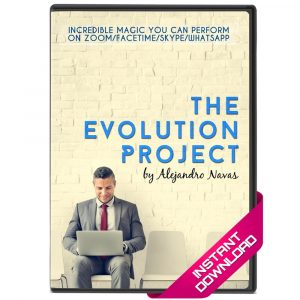 Alejandro Navas – The Vault – The Evolution Project (FullHD quality video + Future updates)
