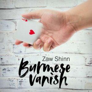 Mario Tarasini and Zaw Shinn – Burmese Vanish