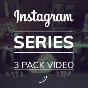 Mario Lopez – Instagram Series / 3 Pack Video (English audio version)