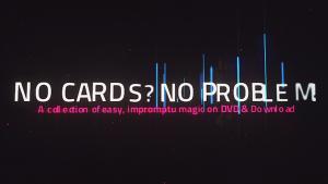 John Carey – No Cards, No Problem