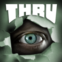 Alan Rorrison – Thru (Gimmick not included)