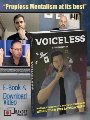 Ali Foroutan – Voiceless (1080p video + official PDF & image file)