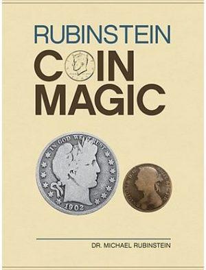 Michael Rubinstein – Rubinstein Coin Magic – sample pages in description