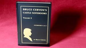 Bruce Cervon – Castle Notebooks – Vol 2