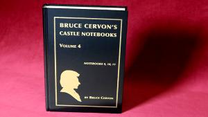 Bruce Cervon – Castle Notebooks – Vol 4
