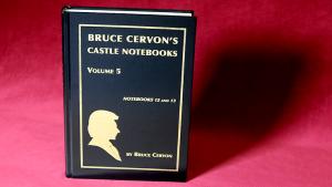 Bruce Cervon – Castle Notebooks – Vol 5