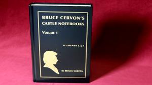 Bruce Cervon – Castle Notebooks – Vol 1