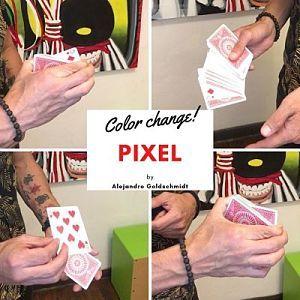 Alejandro Goldschmidt – Pixel Change (all videos included)