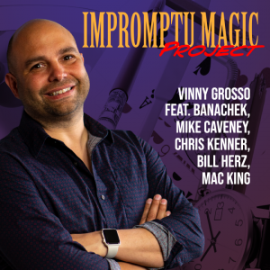Vinny Gross – Impromptu Magic Project Vol 1-3 Pack