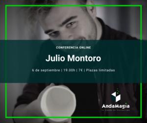 Conferencia  – Por Julio Montoro – 6 de septiembre (Spanish audio only)