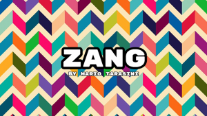 Mario Tarasini – Zang