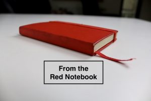 Tom Rose – From the Red Notebook (Second Edition) (official PDF)