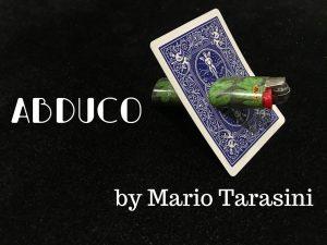 Mario Tarasini – Abduco (Gimmick construction explained)