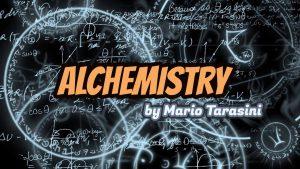 Mario Tarasini – Alchemistry