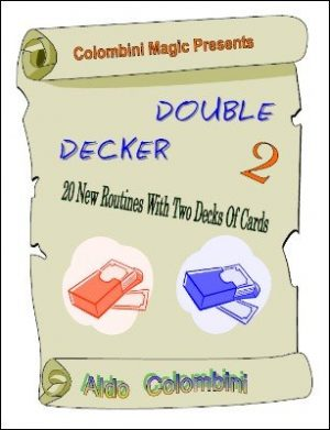 Aldo Colombini – Double Decker 2