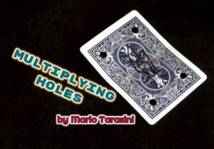 Mario Tarasini – Multiplying Holes