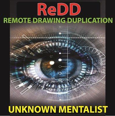 Unknown Mentalist – ReDD Remote Drawing Duplication (Original pdf) –  erdnasemagicstore
