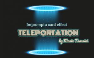 Mario Tarasini – Teleportation