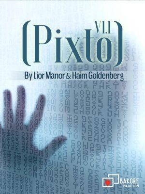 Lior Manor & Haim Goldenberg – Pixto v1.1