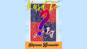 Stefanus Alexander – KardTo (all image files included)