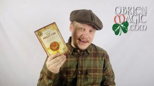 Michael O´Brien – Completely Impromptu Book Test – theory11.com