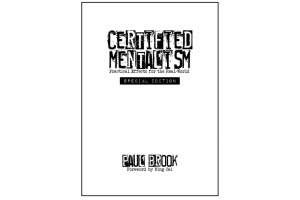 Paul Brook – Certified Mentalism Special Edition (official PDF version)