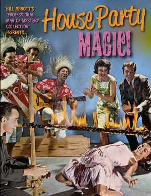 Bill Abbott – House Party Magic (official pdf)