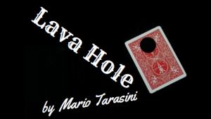 Mario Tarasini – Lava Hole