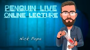 Nick Popa – Penguin Live Lecture (2020, December 20th)