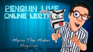 Mario the Maker Magician – Penguin Live Lecture (2020, December 6th)