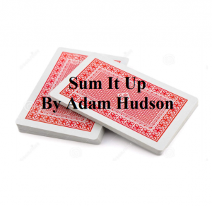 Adam Hudson – Sum It Up (official PDF)