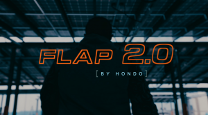 Hondo – FLAP 2.0 (gimmicks construction explained, everything included with highest quality)