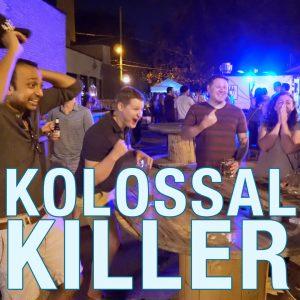 Kenton Knepper – Kolossal Killer presented by Nick Locapo