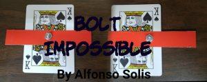 Alfonso Solis – Bolt Impossible