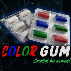 Asmadi – Color Gum