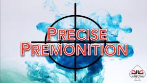 David Jonathan – Precise Premonition