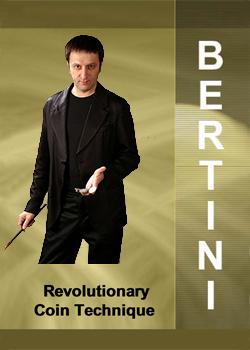 Giacomo Bertini – Revolutionary Coin Technique (all videos included)