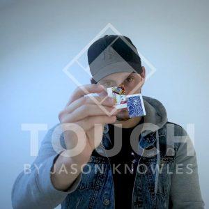 Jason Knowles – Touch – lostartmagic.com (1080p video)