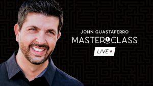 John Guastaferro – Masterclass Live (January 2021 – all 4 weeks with highest quality) – vanishingincmagic.com