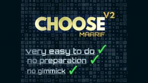 Maarif – Choose V2 (720p video)