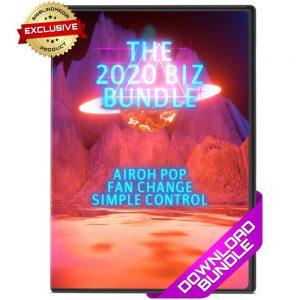 Biz – The Biz Bundle – Simple Control Fan Change Airoh-Pop (720p video)