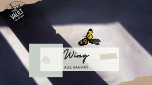 Ade Rahmat – The Vault – WING