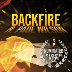 R. Paul Wilson – Backfire (Gimmick not included)