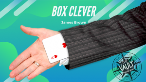 James Brown – Box Clever – The Vault