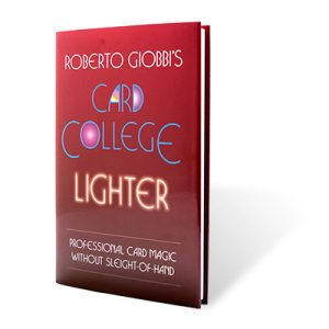 Roberto Giobbi – Card College Lighter