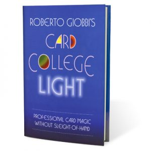 Roberto Giobbi – Card College Light