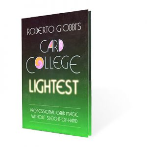 Roberto Giobbi – Card College Lightest
