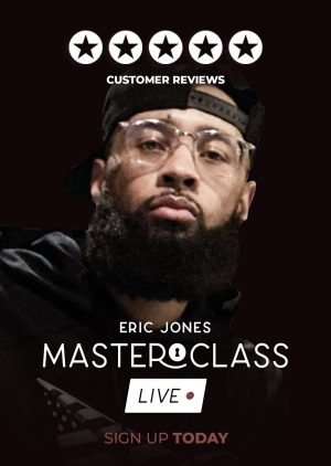 Eric Jones – Masterclass Live (February 2021 – all 4 weeks with highest quality) – vanishingincmagic.com