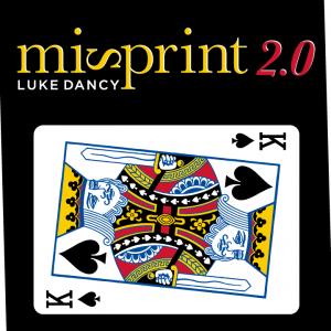 Luke Dancy – Misprint 2.0 (Gimmick not included)