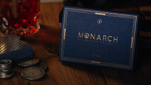 Avi Yap – Monarch – Skymember presents (Gimmick not included)